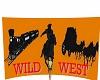 wild west background 1
