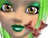 1017 *10 Mermaid Green