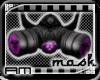 [AM] Gas Mask Violet