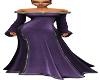Elizabeth Gown Purple