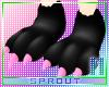 ⓢ Mimi Paws - Feet M