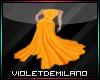 GALA YELLOW DRESS