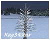 Winter Snowy Tree & Kiss