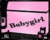 !K! Bbg toy chest *req