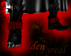 (Tre) Dark Biker Boots