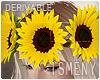 [Is] Sunflower Crown Drv