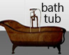 Antique Bathtub