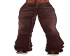Western Style Jean/Brn