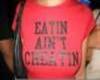 ~ Eatin Ain't Cheatin ~
