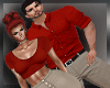 red couple
