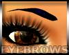 Gothic Dark Eyebrows