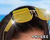 n  Summer Glasses Yellow