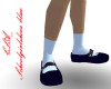 CLA _Girlshoes_blue_sox