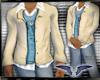 jacket Spring Blue