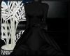 Gothic Vintage Gown Blk