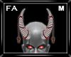 (FA)ChainHornsM Red3