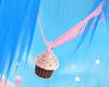 Kawaii cupcake (m)