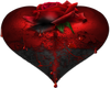 Bleeding ROSE Heart