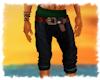 ! Pirate cutoffs sash G