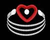 Heart Bracelet (R)