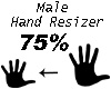 Hands Resizer 75%
