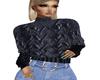 ThickBlueSweater
