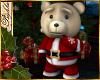 I~Dancing Santa Bear