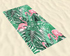 Poseless  Beach Towel