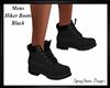 Black Hiker Boots