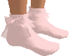 Pink Doll Socks
