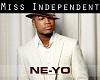 Neyo Miss Indepedent
