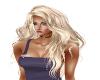 Hair Ash Blond Lizzy 606