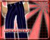 [GG] Pinstripe Pants [B]