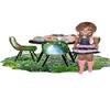 KIDS ANIMATED TABLE