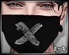 "! ""X"" Black Mask"