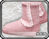 $R Uggs-Pink