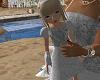 kids blonde wedding doll