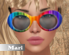 !M! Rainbow Sunglasses