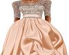 Creme Esteria Gown