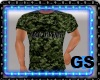 """GS"" CAMO ARMY SHIRT"