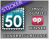 IMVU AP DOC Top 50 Award