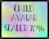 Child Scaler