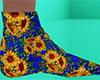 Sunflower Socks 2 (M)