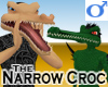 Narrow Croc -Male
