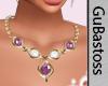 Colar Necklace Luxo