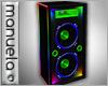  M  Disco Speaker