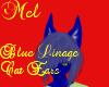 !Blue Lineage Cat ears