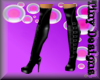 *T Mystery Boots Black