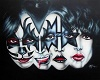 KISS 4 FACES TEE