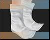 Silver Celestial Shoes